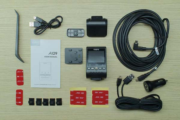 Viofo A129 Duo as One Excellent Dash Cam