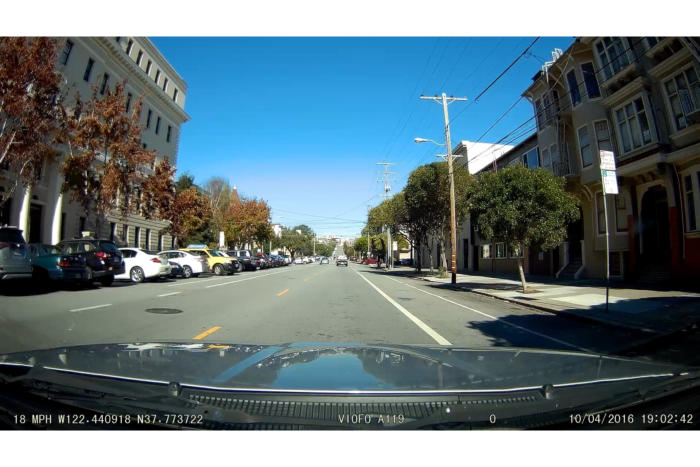 Viofo A119 Good Dash Cam with Firmware update