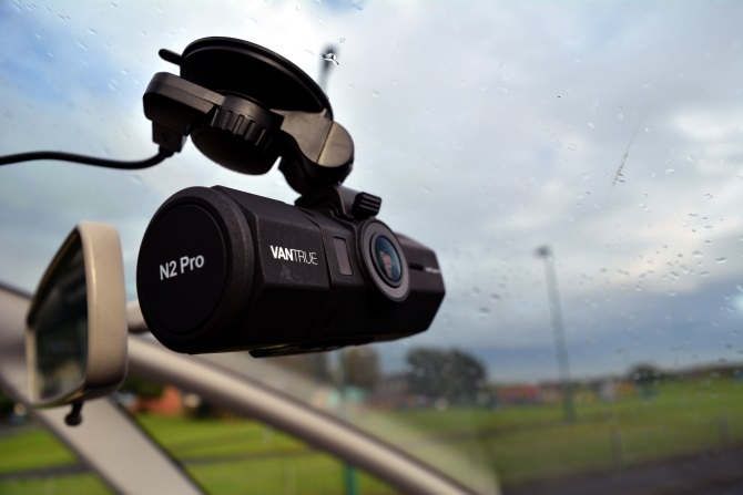 Vantrue N2 Pro, Best Dash Cam For Everyone