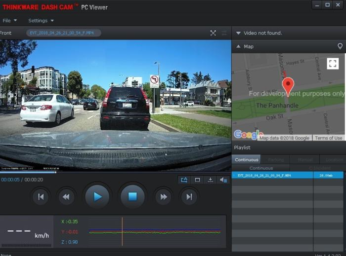 Thinkware F800 Pro Dash cam Full Review