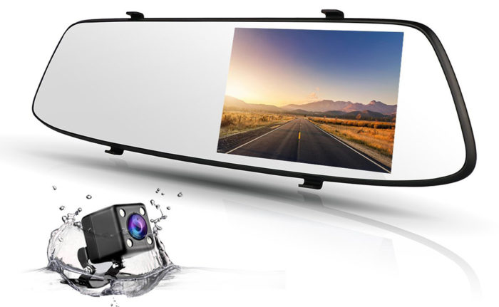 image of TOGUARD Backup Camera 7