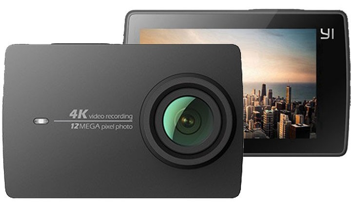 Image of YI 4K dash cam